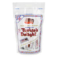 Real Turkish Delight Boy Bag x 10 Pieces 200gm
