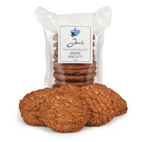 Jens Traditional Anzac  Biscuits 300g