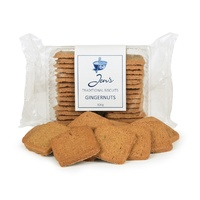 Jens Traditional Biscuits Gingernut Cookies 300g