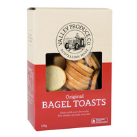 VPC Bagel Toast Original 120g