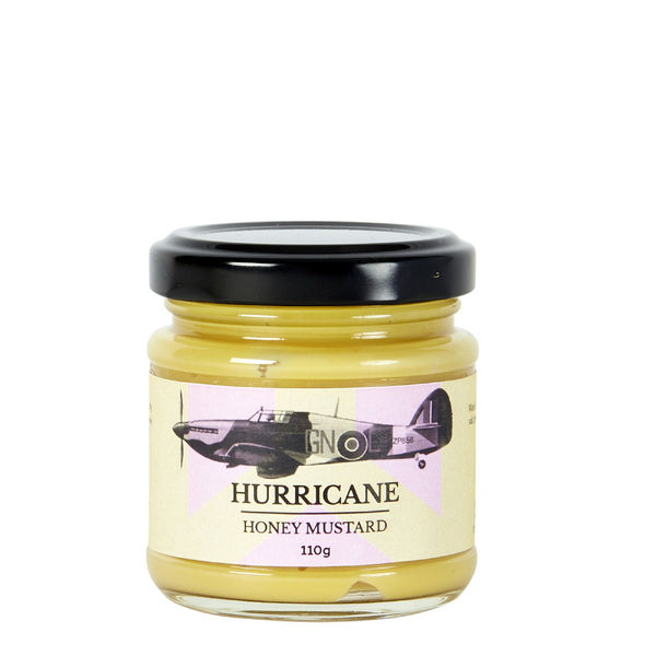 TRCC Hurricane Honey Mustard Mini 110g (24)