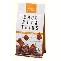 Riccis Bikkies Pita Thins Milk Chocolate 150g