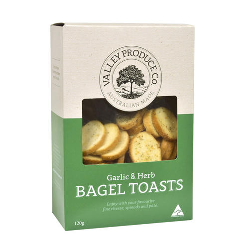 VPC Bagel Toast Garlic & Herb 120g