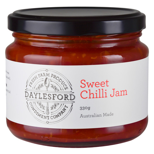 Daylesford Cond. Co Sweet Chilli Jam 330g