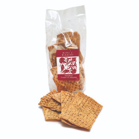 Riccis Bikkies Bag   Herbed 120g