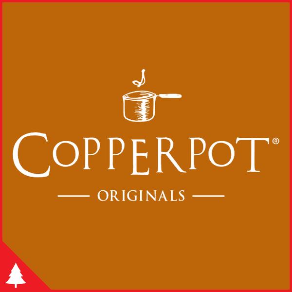 Copperpot Fudge - Christmas